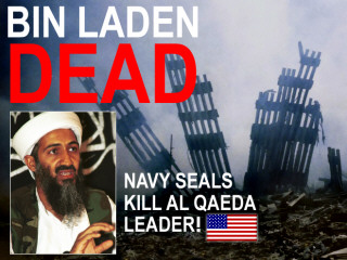 Osama bin Laden KILLED!