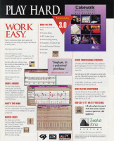 Cakewalk Professional v3.01 Advertisement (Circa 1995)